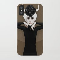 khaleesi iPhone & iPod Cases featuring Sever by Ruben Ireland