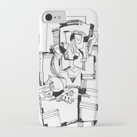 fifth element iPhone & iPod Cases featuring The Fifth by 5wingerone