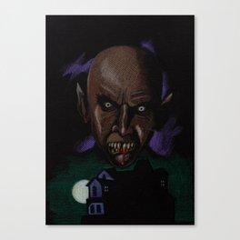 Vampyre Canvas Print