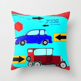 Car, Carro, Coche, Voiture, Wagen Throw Pillow