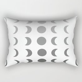 lunar Rectangular Pillow