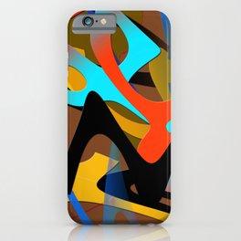 wave fx miro iPhone Case
