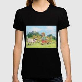 Shepherdess T-shirt