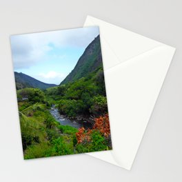 Iao Valley Stationery Cards