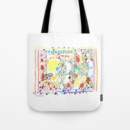 Pablo Picasso Picador (Bullfighter) 1961 T Shirt, Artwork Tote Bag