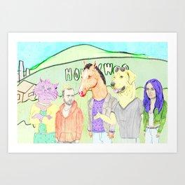 BH Art Print