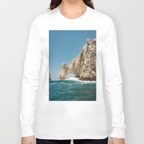 Arch of Cabo San Lucas III Long Sleeve T-shirt