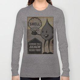 Oil Spills Long Sleeve T-shirt