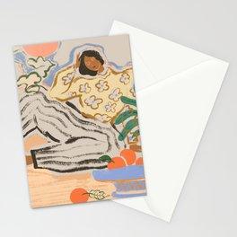 Lazy Days Stationery Cards