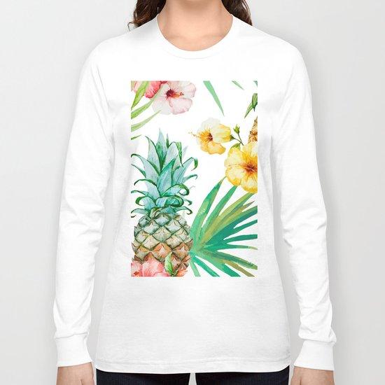 Pines & palms Long Sleeve T-shirt