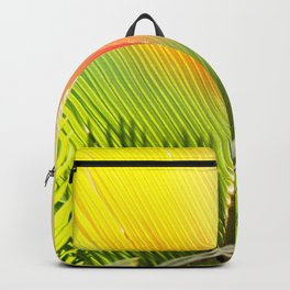 sunny Palm Backpack