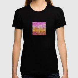 Pink Wave T-shirt