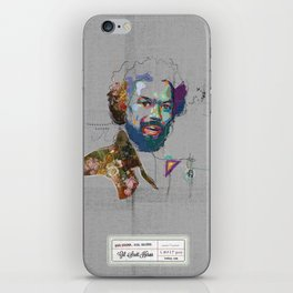 Gill Scott Heron iPhone Skin