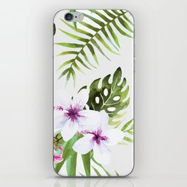 Tropical Serenity #society6 iPhone Skin