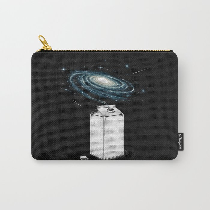 Milky Galaxy Carry-All Pouch