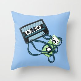 The Comeback Throw Pillow