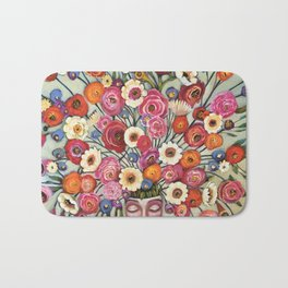 Your thoughts are seeds Bath Mat