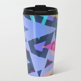 Triangle Round Up Travel Mug