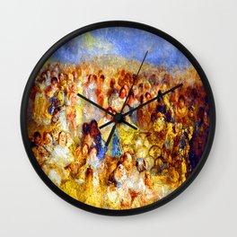 William Turner Heidelberg Castle Wall Clock