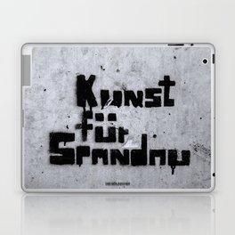 Kunst für Spandau Laptop & iPad Skin