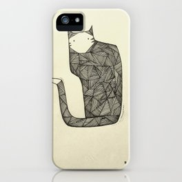 That's a Stripy Cat iPhone Case