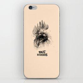 Big C Bandidos iPhone Skin
