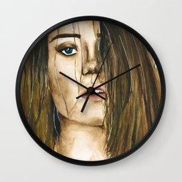 Elyse Knowles Wall Clock