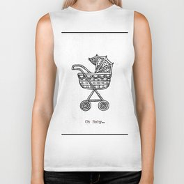 Oh Baby Carriage Biker Tank