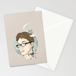 Contact Stationery Cards