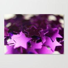 Falling star Canvas Print