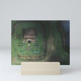 Through the night Mini Art Print