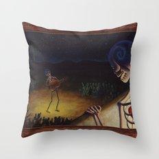 La Serenata Throw Pillow