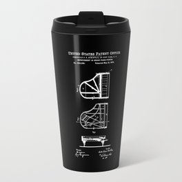 Piano Patent Travel Mug