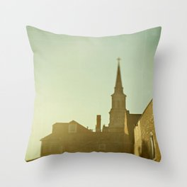 Charleston, South Carolina Throw Pillow