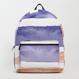 Waves of Summer | Stormy Sunset Skies Backpack