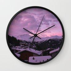 Swiss Wall Clock