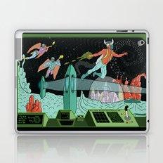 Surveillance of Moon Base 23 Laptop & iPad Skin