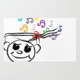 Music Swaggie [SWAG] Rug