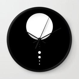 The Solar System Wall Clock