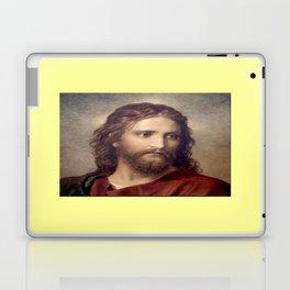 Picture of Jesus I – Henrich hofmann – Portrait of Jesus Laptop & iPad Skin