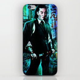 The Yakuza iPhone Skin