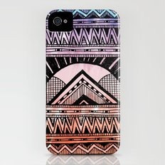 Surf Afternoon Slim Case iPhone (4, 4s)