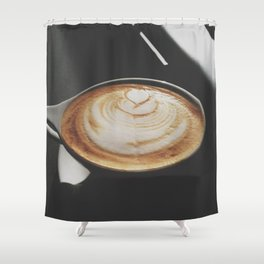 MONDAY AFTERNOON Shower Curtain