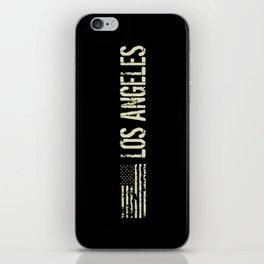 Black Flag: Los Angeles iPhone Skin