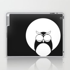 Sleepy owl Laptop & iPad Skin