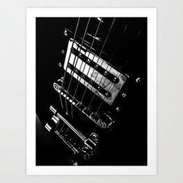6 Strings Of Joy Art Print