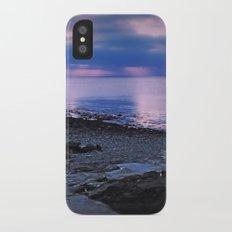 Evening sunset Slim Case iPhone X
