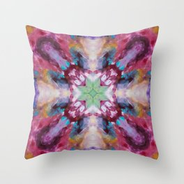 Alight With Magic Throw Pillow