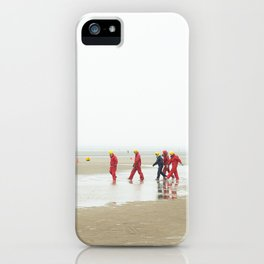Water games iPhone Case