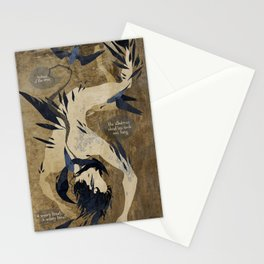 The Rime Of The Ancient Mariner Stationery Cards